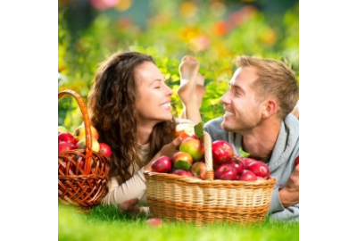 Осенняя пора в плодово-ягодном саду